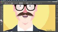 Adobe Illustrator CC 2015 Tutorial   45 - Reflecting objects - http://tutorials411.com/2016/08/12/adobe-illustrator-cc-2015-tutorial-45-reflecting-objects/