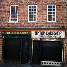 Tip Top Cakeshop & The Tuck Shop