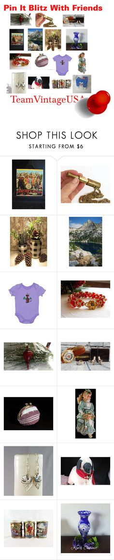 Pin It Blitz With Friends by jjantiq on Polyvore featuring interior, interiors, interior design, home, home decor, interior decorating, vintage, friends, teamvintageusa and pinitblitz
