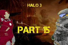 Game Buds Halo Master Chief Collection   HALO 3  Part 15
