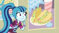 MLP EQ RR Taco Tuesday by Jailboticus2