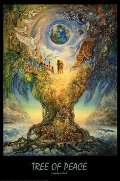 Tree Of Peace Poster at AllPosters.com