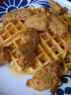 The Betty Crocker Project : Baked Vegan Chicken & Waffles (making vegan soul food tonight!)