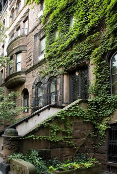 Brownstone, Upper East Side NYC