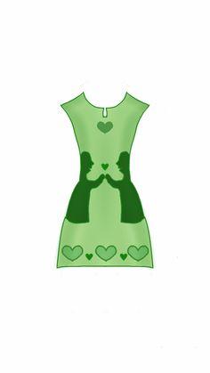Dress green love