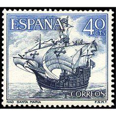 Nao Santa María 1492
