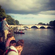 #Richmond #bridge #london #nice #happy #Like