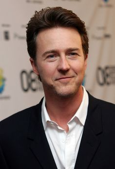 Edward Norton (one of my all-time fav actors)