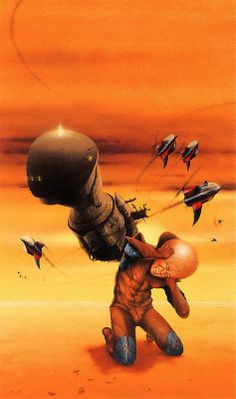 "jim burns - our friends from frolic ****If you're looking for more Sci Fi, Look out for Nathan Walsh's Dark Science Fiction Novel ""Pursuit of the Zodiacs."" Launching Soon! PursuitoftheZodiacs.com****"