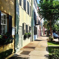 Charleston stop bein