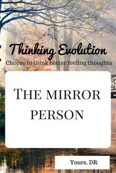The Mirror Person