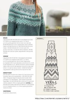 Crochet Sweater Raglan Fair Isles 38 Ideas – Awesome Knitting Ideas and Newest Knitting Models Vogue Knitting, Lace Knitting, Knitting Stitches, Knitting Machine, Vintage Knitting, Tejido Fair Isle, Punto Fair Isle, Jumper Patterns, Easy Knitting Patterns