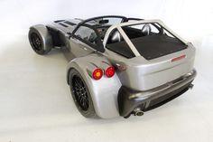 Donkervoort D8 GTO—Donkey