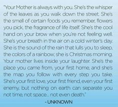 About Mothers