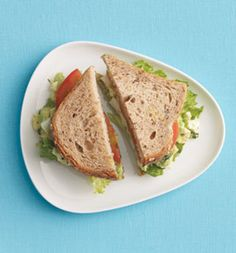 Avocado Egg Salad Sandwich - SELF