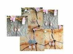 Prachtige oorbellen met maansteen ♡ heel mooi! Van Juuntje Juwelzz www.juuntjejuwelzz.nl