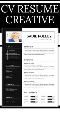 If you want to get hired for a job position, you must make a creative and impressive resume template instant download. Creating one isn't an arduous task if you know what's required and what's in demand in the industry. If you want to experience hassle-free resume editing.#CreativeResumeTemplate #TeachingResume #ResumeTemplateInstantDownload #ResumeAnd CoverLetterTemplate #ModernResume Teaching Resume Examples, Sales Resume Examples, Resume Objective Examples, Resume Ideas, Resume Action Words, Resume Words, Dance Resume, Resume Skills List, Sorority Resume