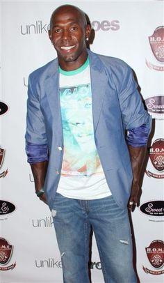 Retired Green Bay Packers player Donald Driver