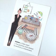 La définition d'une maman par Kanako, My little mum box (poupetteworld.wordpress.com)