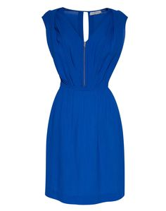 Sandro, Electric Blue Dresses, Beautiful Outfits, Beautiful Clothes, Dresses For Work, My Style, Facebook, How To Wear, Shopping