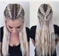 hairstyles salon hairstyles for 4 year olds hairstyles going back hairstyles for little black girls to school braid hairstyles braided hairstyles hairstyles hairstyles for 3 year olds Curled Hairstyles, Pretty Hairstyles, Girl Hairstyles, Viking Hairstyles, Fishtail Braid Hairstyles, Black Hairstyles, Weave Hairstyles, Pinterest Hair, Braid Hairstyles