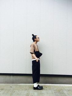 nanika│niko and...のパンツコーディネート