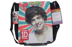 One Direction CrossBody Bag, Harry Styles in Retro (Medium) One Direction Gifts, One Direction Merch, Harry Styles, Crossbody Bag, Amazon, Retro, Medium, Bags, Beauty