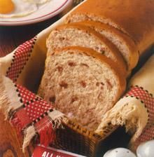 I found this recipe for Bacon Pepper Bread, on Breadworld.com. You've got to check it out!