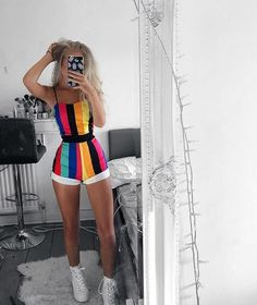 Fashion Outfits The Best Music Festival Outfits to Copy This 2020 Festival Mode, Festival Looks, Festival Wear, Rave Festival, Hippie Festival, Teenage Outfits, Girl Outfits, Fashion Outfits, Fashion Hacks