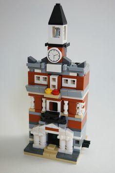 Mini Modular Town Hall - Imgur