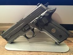 SIG SAUER P229 Legion Series Left Side (courtesy The Truth AboutGuns)
