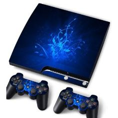 Bundle Monster Vinyl Skin Sticker For PlayStation PS3 S SLIM