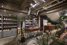 Biotop by Suppose Design Office | Osaka, Japan