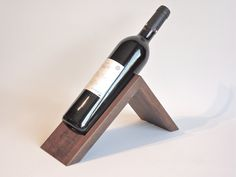 Woodworking Ideas To Sell, Woodworking Crafts, Wine Glass Holder, Wine Bottle Holders, Wine Stand, Barrel Furniture, Wood Wine Racks, Bamboo Design, Cement Crafts