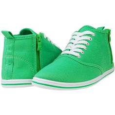 Tennis shoe ($15) ❤ liked on Polyvore