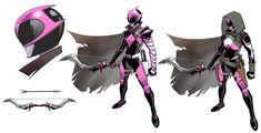 """The """"Ranger Slayer"""" of Power Rangers: Shattered Grid #∆∆shani"""