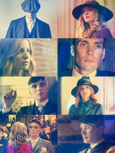Tommy Shelby and Grace Burgess <3