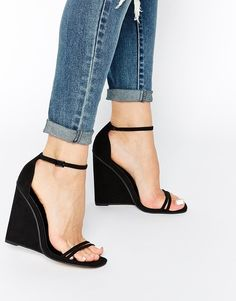 ASOS COLLECTION ASOS HOMECOMING Wedges