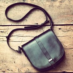 The perfect Autumn satchel and a perennial wardrobe staple. Our Printed Leather Satchel.  www.jigsaw-online.com