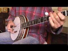Beginning Bluegrass Banjo - Lesson 01 - For absolute beginners - YouTube