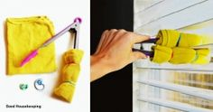 13extremely clever ideas for cleaning hard-to-reach areas