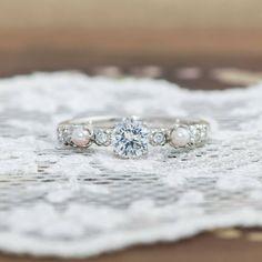 オーダーメイド婚約指輪 Bouquet(ブーケ) | 婚約指輪のオーダーメイドはithイズマリッジ