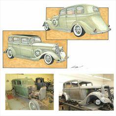 1934 Dodge www.kindigit.com
