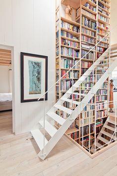 Interior Design Inspiration For Your Staircase - HomeDesignBoard.com