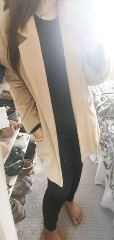 Fashion & Beauty Blog: River Island Camel Coat Review
