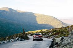Road trip pro-tip: The White Mountains host a manmade route that leads to the highest peak in the Northeast. Spanning miles and five different ecological zones, this road offers access to panoramic views for skilled and novice photographers alike. Lincoln Mkc, White Mountains, Ecology, Photographers, Road Trip, Sexy, Cars, Motorbikes