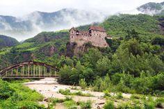 Picturesque rural landscape with castle. Bolzano, Italy Copyright Igor Plotnikov