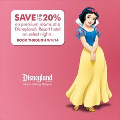 Save up to on select rooms at a Disneyland Resort hotel on select nights from – Disney Vacation Deals, Disney Destinations, Disney Vacation Planning, Vacation Planner, Disney World Resorts, Disney Vacations, Disney Trips, Disney Parks, Disney Travel
