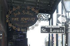 Shop signs by uptonia, via Flickr