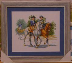 andaluces a caballo